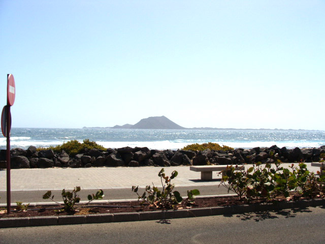 Luxury Apartment in front of the ocean in Corralejo