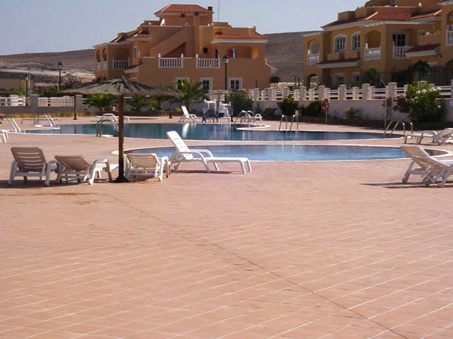 Villa Las Rocas at golf course Caleta de Fustes