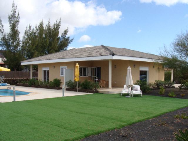 Fantastic Villa with pool for sale in Lajares Fuerteventura