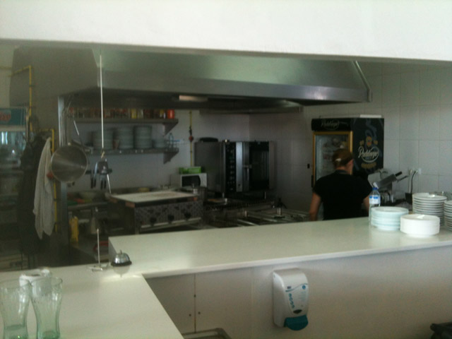 For sale! Restaurant beside the hospital of Puerto del Rosario, Fuerteventura
