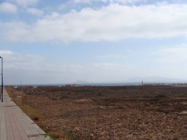 For sale! Plot for comercial use at Corralejo, Fuerteventura