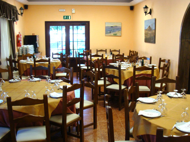 "For sale! The famous Restaurant ""Abuelo Alfredo"" in the village of Valle Santa Ines"