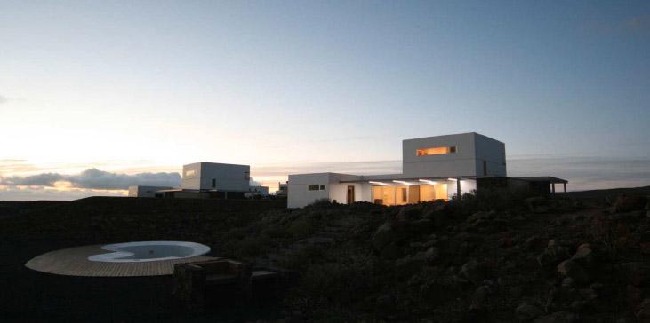 Modern new built villa with sea view for sale Villaverde