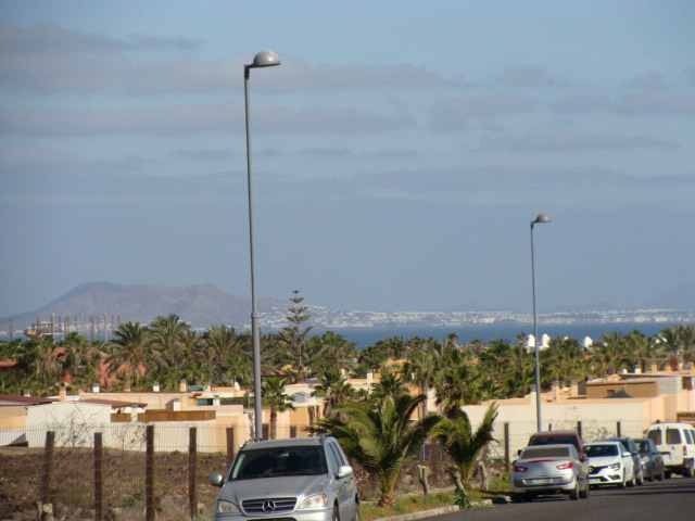 For sale! Urban plot with sea view with a project to built 12 villas in Corralejo