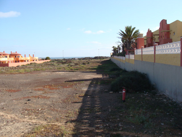 For sale! Urban plot with a project to built 12 villas in Corralejo, Fuerteventura