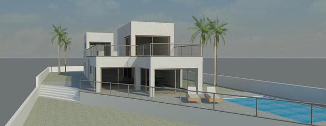 For sale! Urban plot in frontline beach of Las Salinas, Fuerteventura