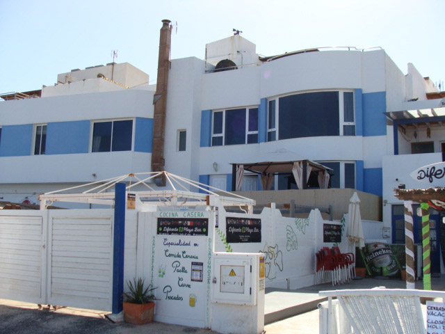 For sale! Beach House in front of the beach of Puerto Lajas, Fuerteventura