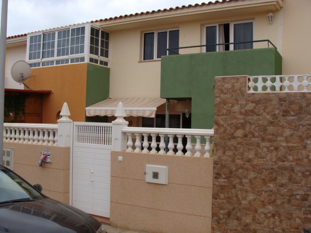 For sale duplex house at Majada Marcial Puerto del Rosario