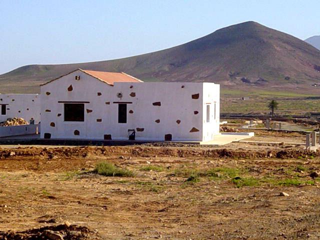 We sell a rustic landhouse at Los Llanos de Concepcion on Fuerteventura