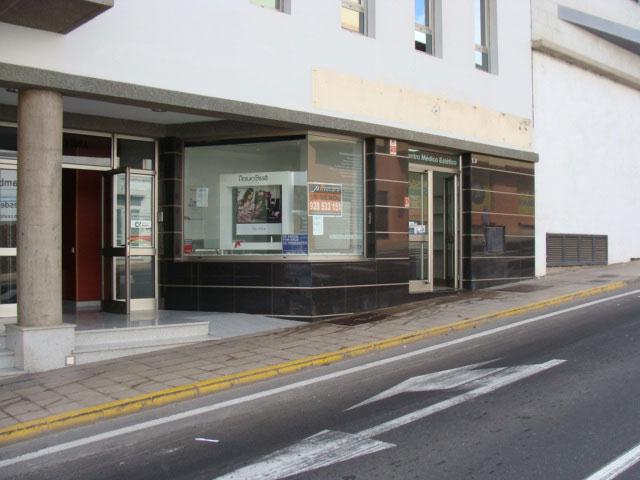 We sell a comercial property at the best comercial area of Puerto del Rosario Fuerteventura
