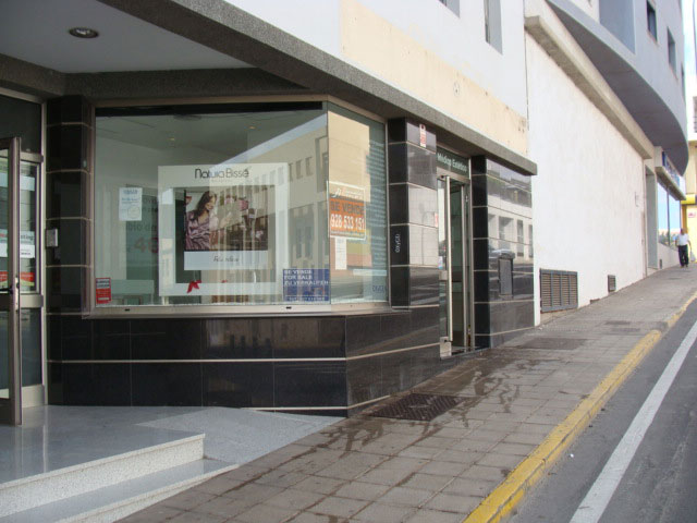 For sale! Impressive commercial premises at the best area of Puerto del Rosario
