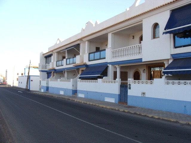 For rent. Beautiful apartment beside the ocean of 2 bedrooms at Puerto Lajas