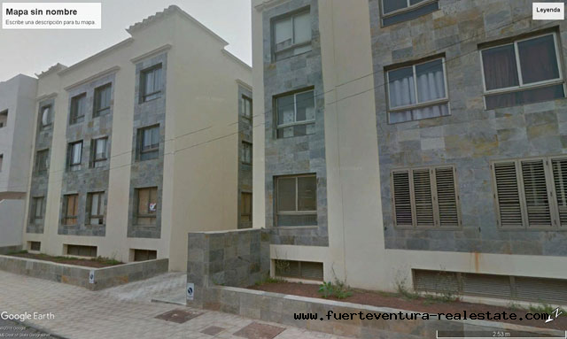 For sale!  Nice apartement with 2 bedrooms  in Puerto del Rosario