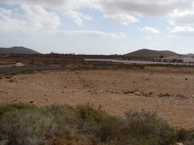 For sale! Urban plots of 2.500 sqm with magnificent views at the village Villaverde, Fuerteventura