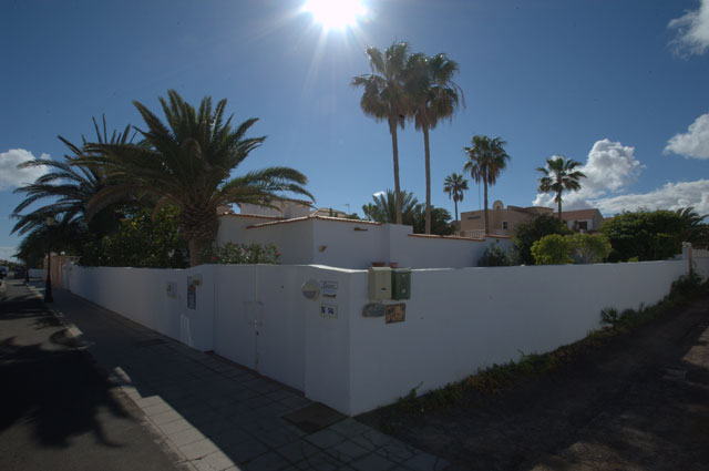 Fantastic Villa for sale at top location of Corralejo Fuerteventura