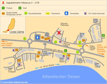 For sale a precious Apartment at Costa Calma