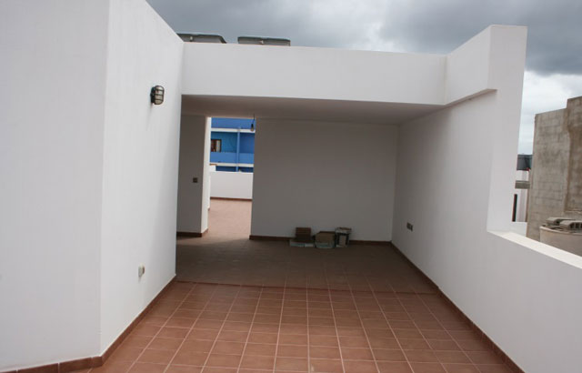 For sale! Duplex with sea view at Los Pozos, Puerto del Rosario