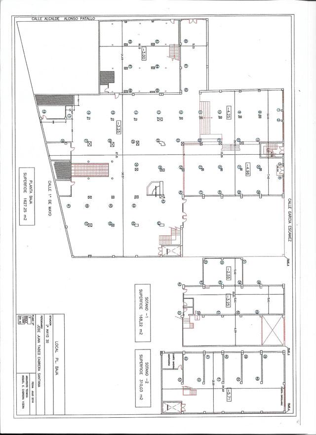 For sale or rent large comercial building in Puerto del Rosario - Fuerteventura