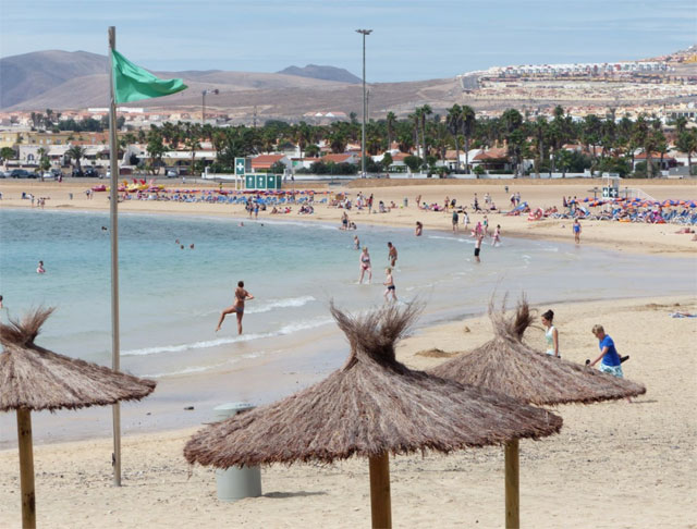 For sale ! Tourist complex of 2 Keys in Fuerteventura