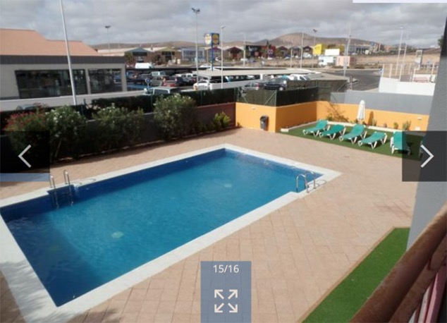 For sale! New built apartments with comun pool in Puerto del Rosario