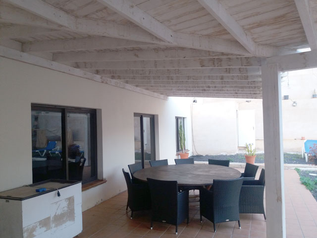 On the sale! A very nice spacious house located in Pajara in the south of Fuerteventura