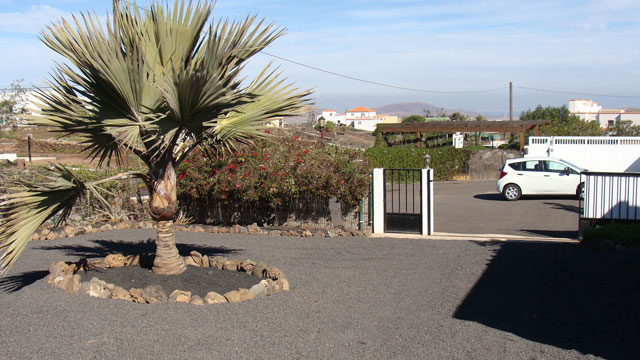 For sale! A beautiful villa with seaview and heated pool in Villaverde on Fuerteventura