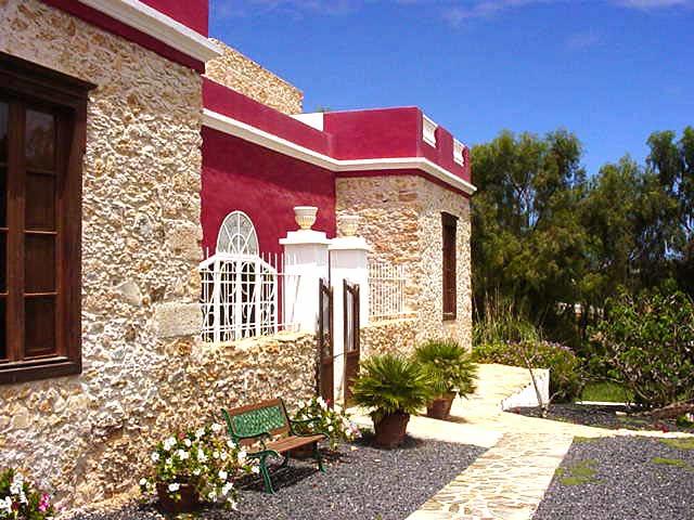 A vendre! Hôtel de campagne Era de la corte à Antigua, Fuerteventura