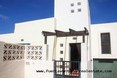 For Sale! Great corner Villa with pool in Corralejo, Fuerteventura