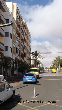 For sale! Beautiful and spacious 4 bedroom apartment in the center of Puerto del Rosario