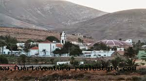 For sale! Urban land at Tetir on Fuerteventura