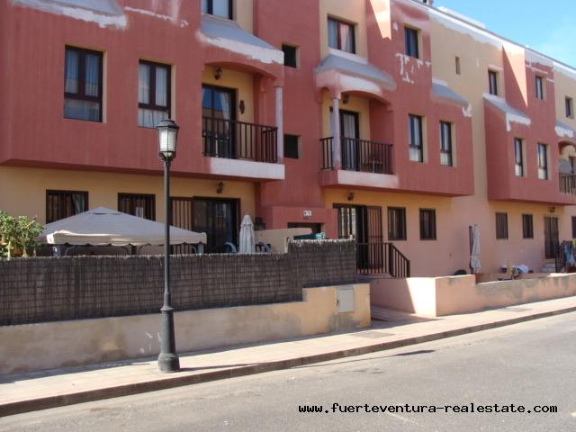 À vendre! Bel appartement, récemment rénové à Corralejo, Fuerteventura