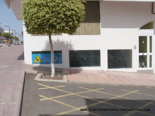 For sale! Commercial property in Puerto del Rosario, Fuerteventura