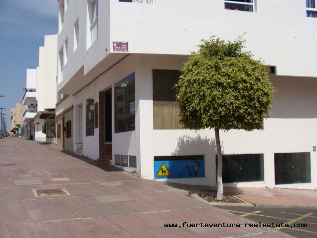 Im Verkauf! Gewerbliches Ladenlokal in Puerto del Rosario, Fuerteventura