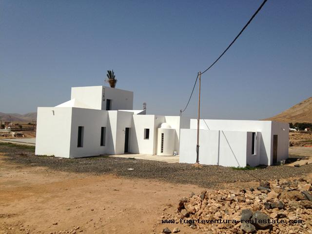 For sale! Modern new built villa in Tindaya, Fuerteventura