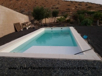 For sale! Beautiful property located in Pajara in the south of Fuerteventura