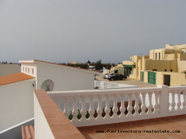 For sale! Detached house with 2 studios in good situation of Costa Calma, Fuerteventura