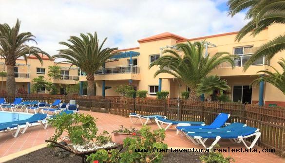 En vente! Bel appartement dans un emplacement privilégié à Corralejo, Fuerteventura!