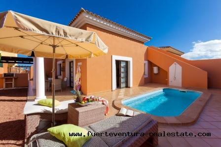 FOR RENT! Nice villas at Corralejo, Fuerteventura.
