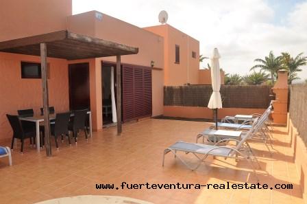 For Sale! Great duplex with 4 bedrooms in Tamaragua, Fuerteventura.
