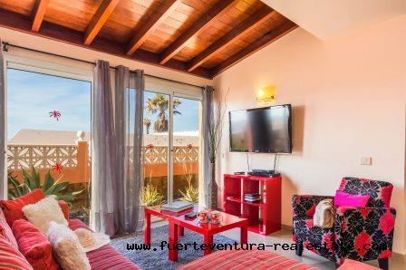 For Sale! Beautiful Villa in Corralejo facing the sea!