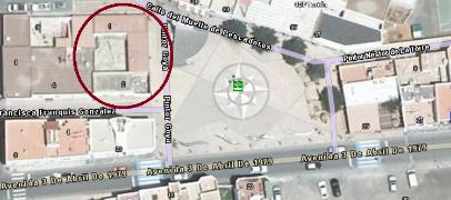 A vendre ! Terrain urbain de 257 m2 dans le centre de El Cotillo.