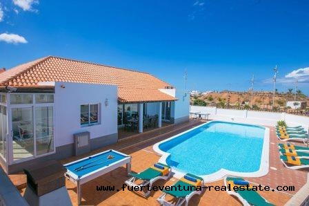 For sale! Amazing Villa at Corralejo on Fuerteventura!
