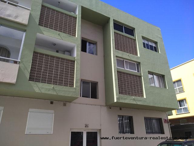 For sale! 3 bedroom apartment in the residential area of Los Pozos in Puerto Del Rosario!
