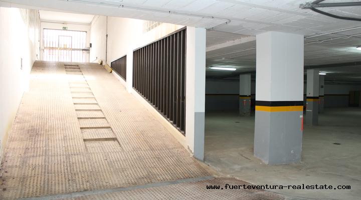 À vendre! Places de parking spacieuses à Corralejo!