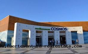 For sale! Plot for commercial use at Corralejo, Fuerteventura