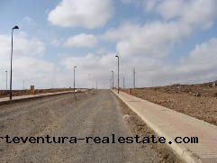 Zu verkaufen! Grundstück zur gewerblichen Nutzung in Corralejo, Fuerteventura