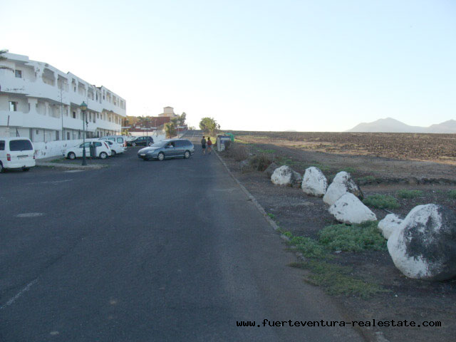 For sale! A cozy apartment in a residential area of Nuevo Horizonte, Fuerteventura.