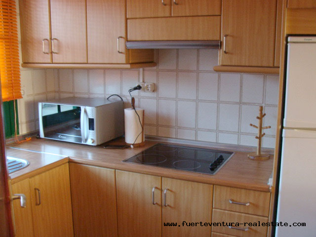 Im Verkauf! Gemütliche Wohnung in einem Wohngebiet von Nuevo Horizonte, Fuerteventura.
