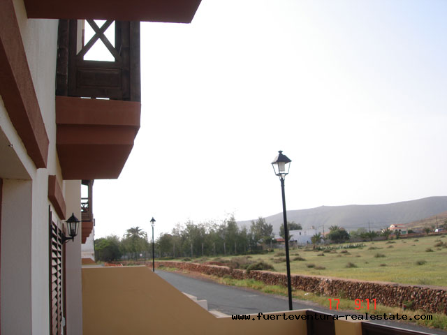Te koop! Rijtjeshuis in het dorp Tetir, Fuerteventura
