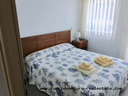 For sale! New apartments in a very good area in Corralejo!